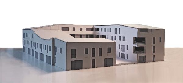 Bauprojekt Heidestraße