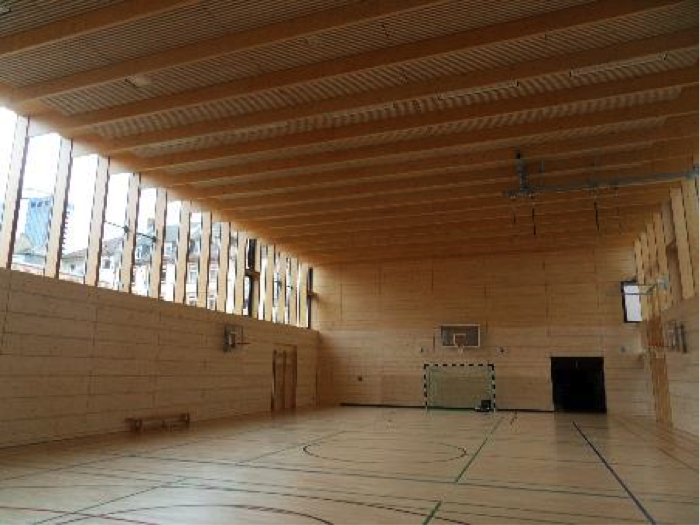 Passivhaus, TGA, Berta-Jourdan-Schule