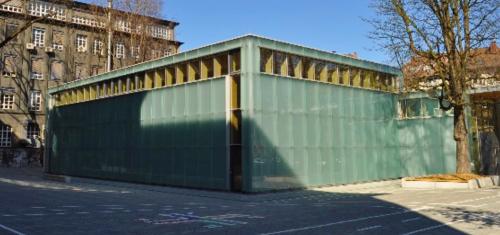 bonifatiusschule, TGA, Passivhaus