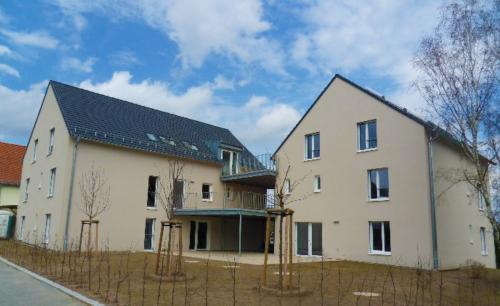 Wohnheim, Passivhaus, TGA